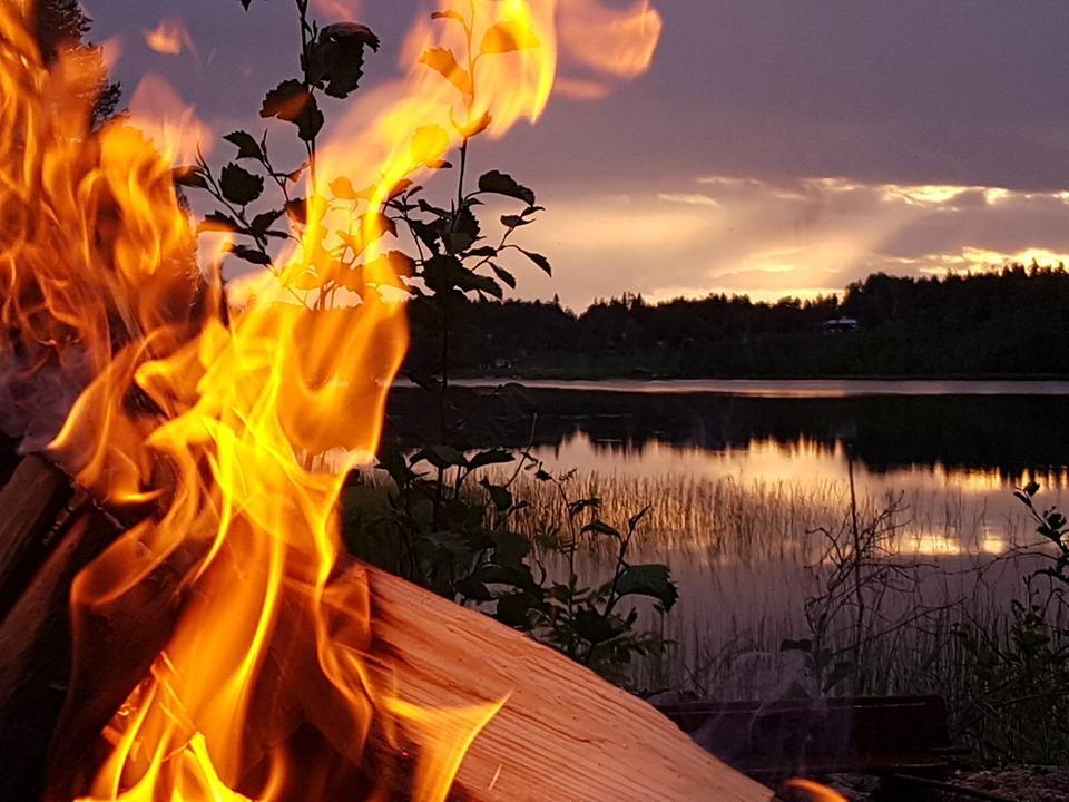 voyage de pêche en Laponie Suédoise