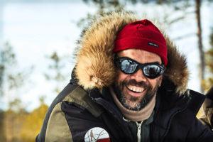 Portrait of a member of Flarken Adventure's Team
