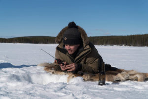 Équipement pour la pêche blanche