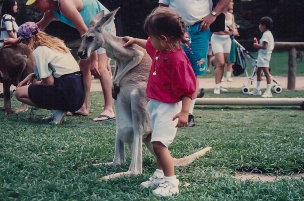 Laura et sa passion des animaux