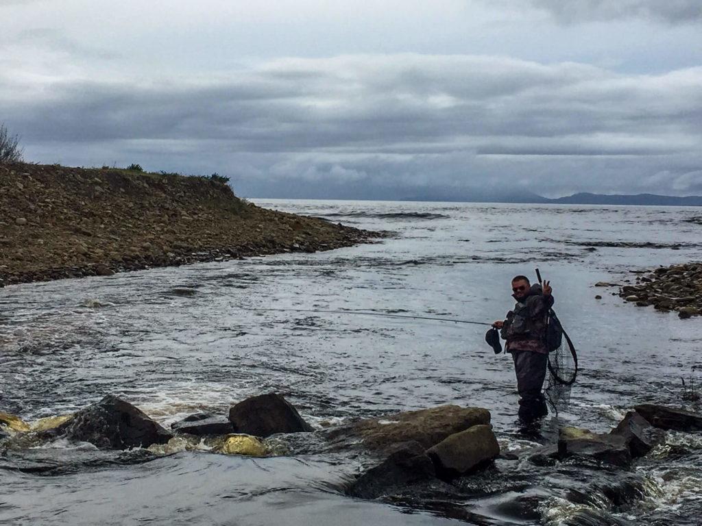 Pêcher en toutes saisons